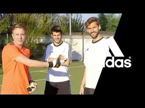 buy popular 9088e 09f5a Gamedayplus -- Morata, James, Llorente, SkillTwins -- Episode 12 -- adidas  Football - YouTube