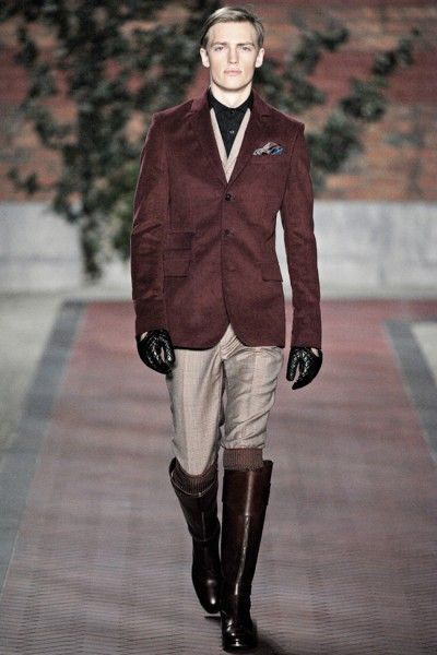 Tommy Hilfiger Fall/Winter 2012 | New York Fashion Week