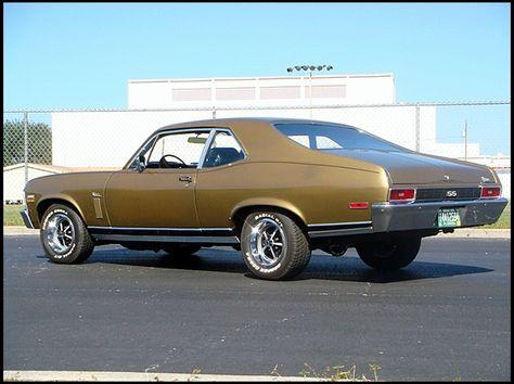 1970 SS Nova 402/375 horse 4bbl solid-lifter BB V8, M21 4sp, 12bolt 3.73 posi diff