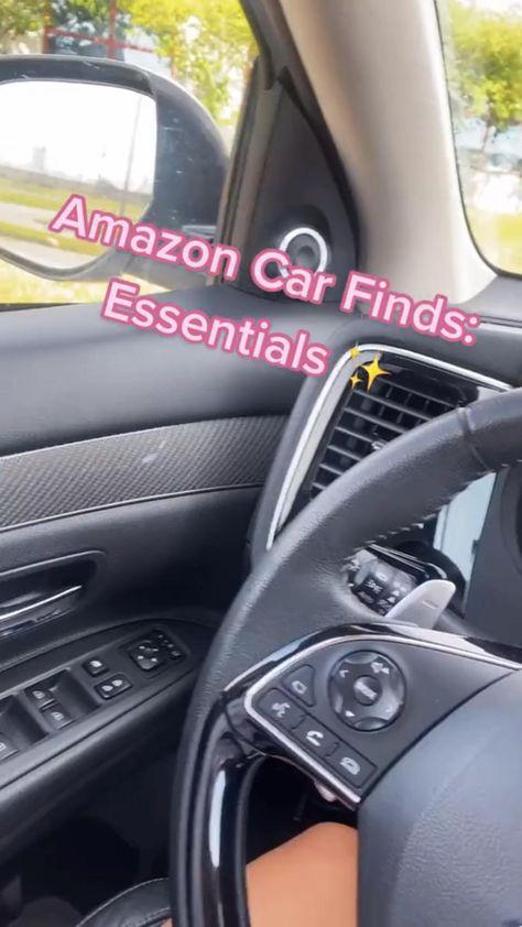 Must Have Car Essentials 😇
