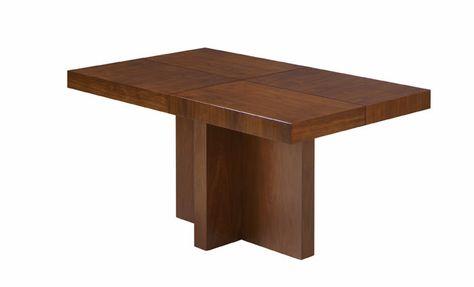 Mesas extensibles para el comedor. Mesa Ginza de Kibuc | Mesas ...