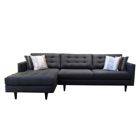 Karma Sectional - Made in USA | Modern Design Sofas Seattle ...