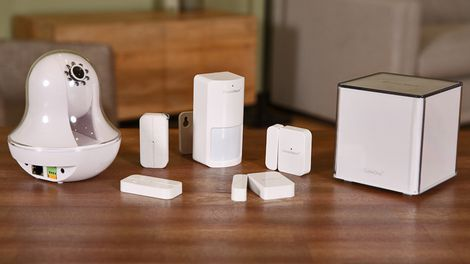 Install The Ring Alarm Security Kit In Minutes Diy Security System Home Security Home Alarm System