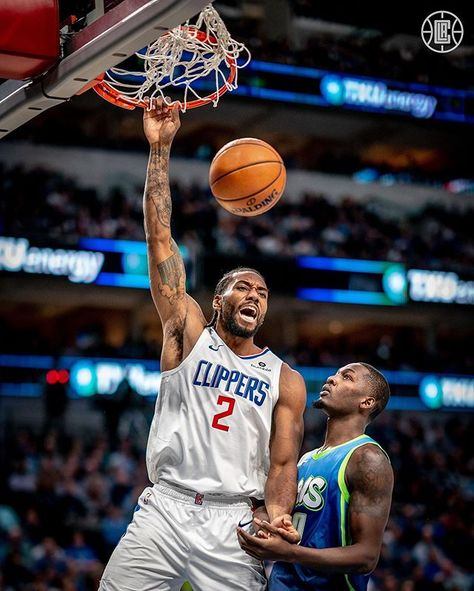 La Clippers On Instagram Kawhi In 2020 Best Nba Players Basketball La Clippers