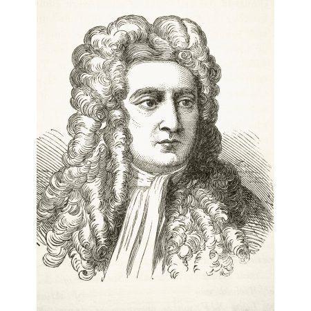 بحث عن العالم الفلكي والرياضي إسحاق نيوتن من نشاته حتى وفاته أبحاث نت Male Sketch Male