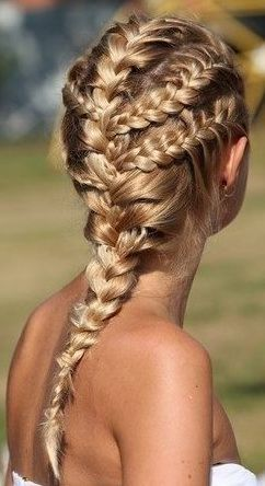 #Braids #DutchBraids black hair braiding tips box braids how to braid tighter. tight french braid tips moisturizer for braids perfect braids dutch braid best braid spray # tight dutch Braids 88 Best Black Braided Hairstyles to Copy in 2020 | StayGlam