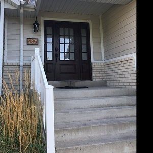 Cedar House Numbers Cedaraddress Sign Black House Numbers Etsy In 2020 Cedar Homes House Numbers Black House