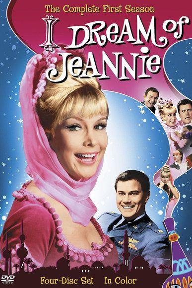 Watch I Dream Of Jeannie Season 1 Online Old Tv Shows