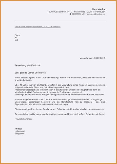Frisch Bewerbungsschreiben Produktionshelfer Ohne Erfahrung Briefprobe Briefformat Briefvorla Bewerbung Schreiben Vorlagen Lebenslauf
