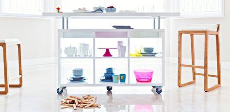 Cuisine Habitat La Desserte Home Home Decor Shelves