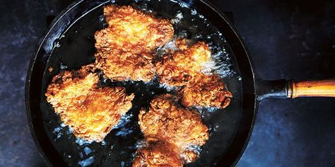 Buttermilk Fried Chicken Recipe With Images