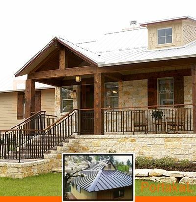 Metal Roof Paint Colors Philippines And Metal Roof Colors Visualizer In 2020 Porch Design House Exterior Gable Roof Design