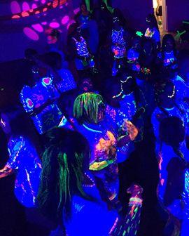 Uv Led Black Light For Blacklight Party Strip Lighting Uv Black Light Blacklight Party