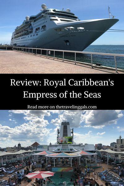 Review Royal Caribbean S Empress Of The Seas Empress Of The Seas Royal Caribbean Royal Caribbean Ships