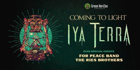 Iya Terra At House Of Blues Houston October 10 2019 Gongago Houston House Of Blues Dallas Peace Music