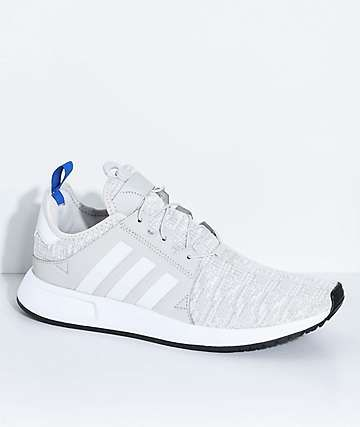 5b14e1f01298d adidas Xplorer Core Light Grey, Blue and White Shoes in 2019 ...