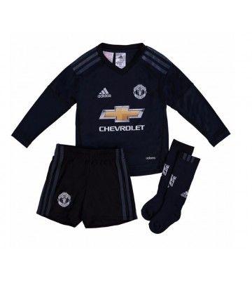 best service 63cb6 c52c6 Manchester United Keeper David de Gea 1 Thuis tenue Kids 17 ...