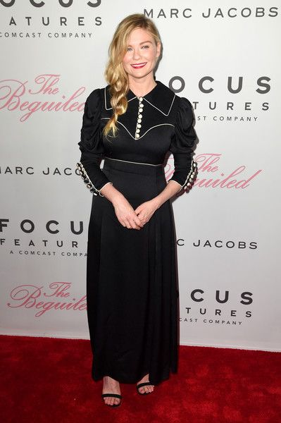 Kirsten Dunst attends 'The Beguiled' New York Premiere.