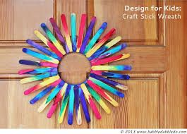 Image Result For Ice Cream Stick Decoration Ideas Cubuk
