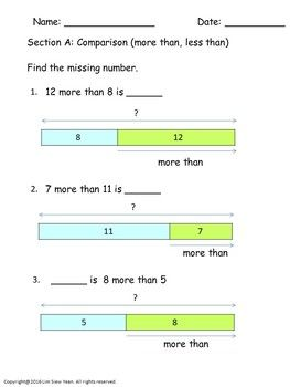 Free Math Worksheets 1st Grade 2nd Grade Addition And Subtraction