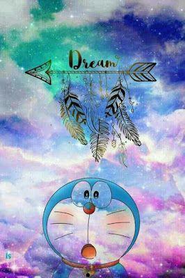 Wallpaper Doraemon Di 2020 Galaxy Wallpaper Wallpaper Disney Gambar