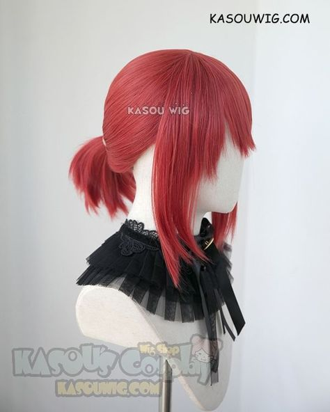 Mahoutsukai no Yome Ancient Magus/' Bride Hatori Chise Anime Red Hair Party Wig