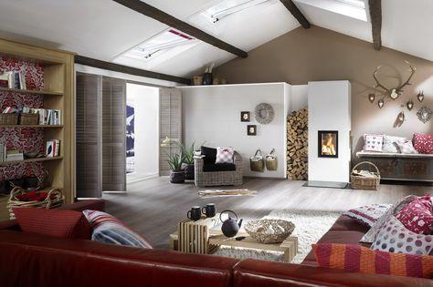 29 best Design Kachelofen images on Pinterest Fire places - grandiose und romantische interieur design ideen