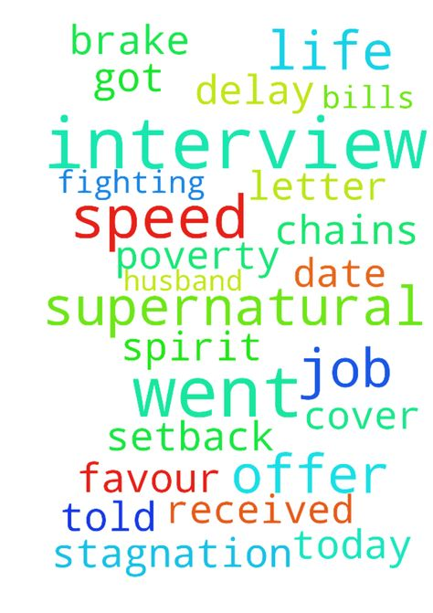 List of Pinterest prayer for husband job interview i pray
