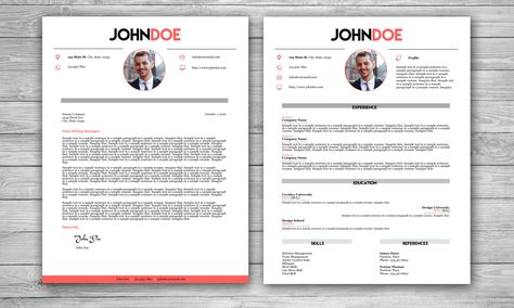 Buy This Resume Template From Etsy  Professional Creative
