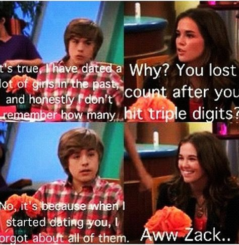 Suite Life on Deck fav couple and even though they broke I think they got back together after she got back from chad