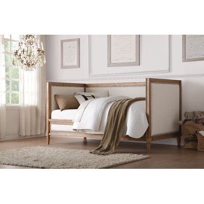 Balcorne Twin Daybed Gracie Oaks Classic Living Room Twin Daybed With Trundle Furniture