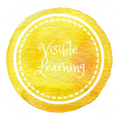 Thinking Pathways Home Visible Learning The Learning Experience Learning Strategies