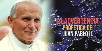La Profecía Que Dejó El Papa Juan Pablo Ll Que Finalmente Fue Revelada A Los Creyentes Papa Juan Pablo Juan Pablo Ll Juan Pablo Ii