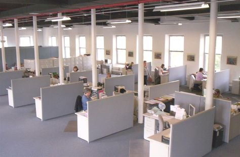 Office Space Open Office Layout Cool Office Space