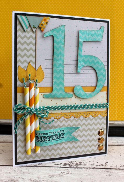 Crafting ideas from Sizzix UK: It's A Numbers Game ...