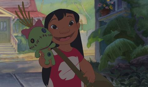 Being Yourself Is The Only Way To Be Lilo And Stitch