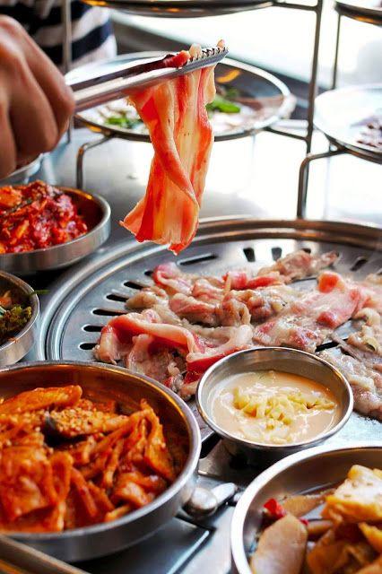 Best Unlimited Korean Bbq In Manila Best Korean Bbq In Manila Affordable Korean Restaurant In Manila Samgyupsal N In 2020 Korean Bbq Korean Bbq Restaurant Asian Bbq