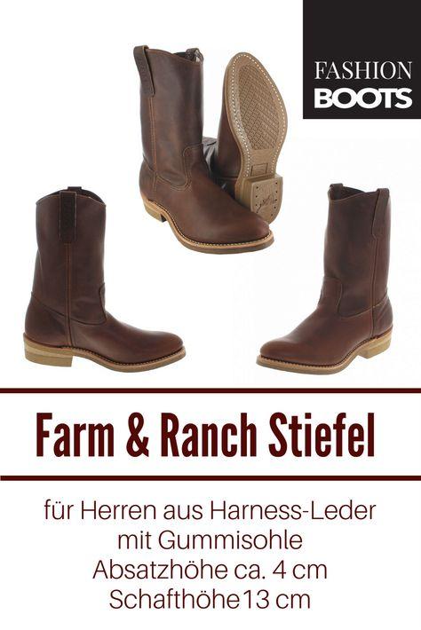 FB Fashion Boots 650 Espanol Classic Stiefel braun