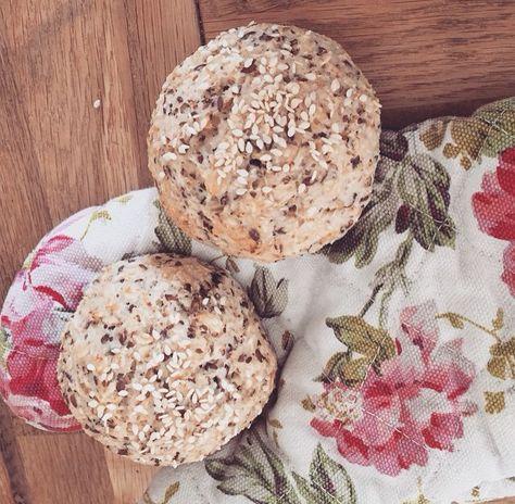 nyttigt bröd med kvarg