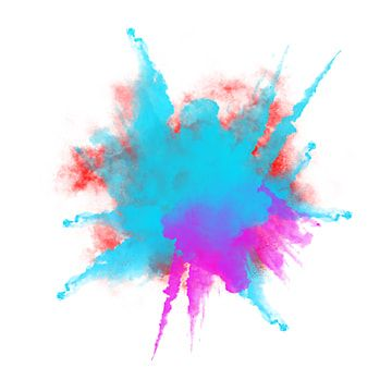 Colored Powder Splash Cloud Isolated On White Background Splash Ash Apocalypse Png Transparent Clipart Image And Psd File For Free Download In 2021 Paint Background Hologram Colors Colorful Backgrounds