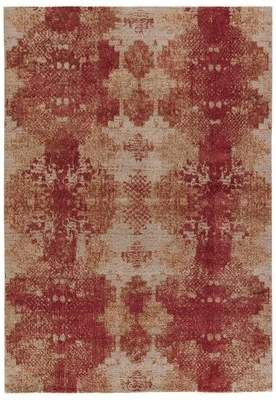 Bloomsbury Market Hand Knotted Red Brown Area Rug Bloomsbury