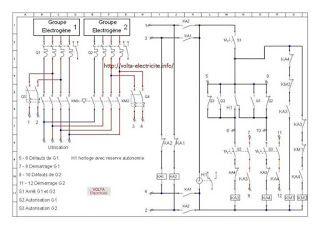 المخططات الكهربائية في صور