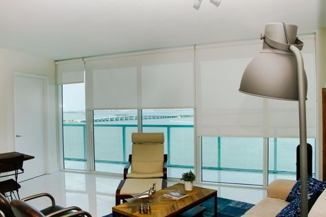 living room : Beautiful Vertical Blinds Home Depot Sliding Glass Door With White Fabric Windows Blin... - #beautiful #blinds #Depot #glass #Living #sliding #vertical - #CustomSheerCurtains