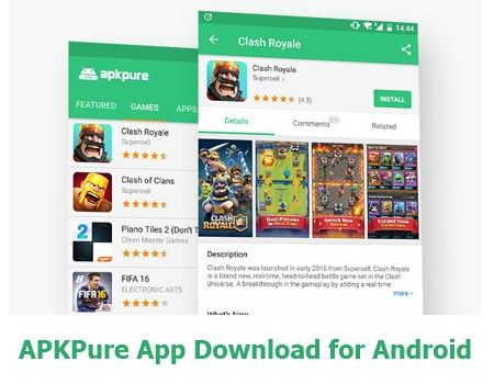 APKPure App download for Android - Full apk Downloader | Fun