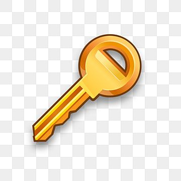Golden Key Isolated Illustration Vector Key Keys Golden Png And Vector With Transparent Background For Free Download Transparent Background Free Vector Graphics Golden Key