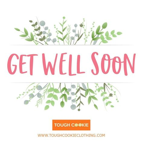 GET WELL SOON GIFT CARD - $10.00