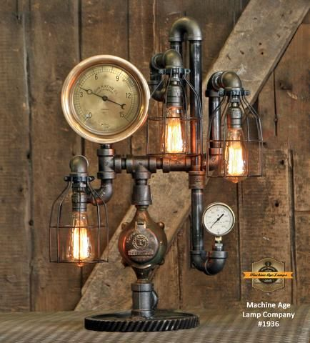 Steampunk Antique Steam