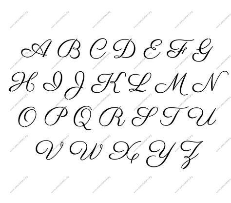 Buchstaben Ausmalen Alphabet Malvorlagen
