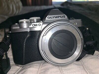 Olympus Om D E M10 Mark Iii 16 1 Mp Digital Camera Black Body Only Affilink Camerasandfilmingequipment Digital Camera Lens Pouch Digital Lenses