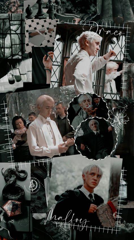 Draco Malfoy   Slytherin   Harry Potter   Wallpaper   Lockscreen